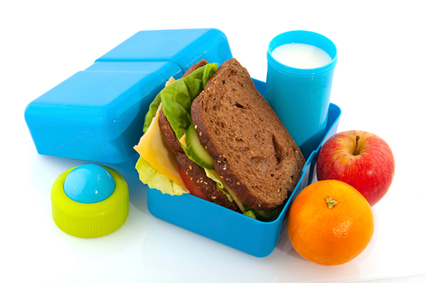 Are Your Kids' Lunches Harming Their Teeth?