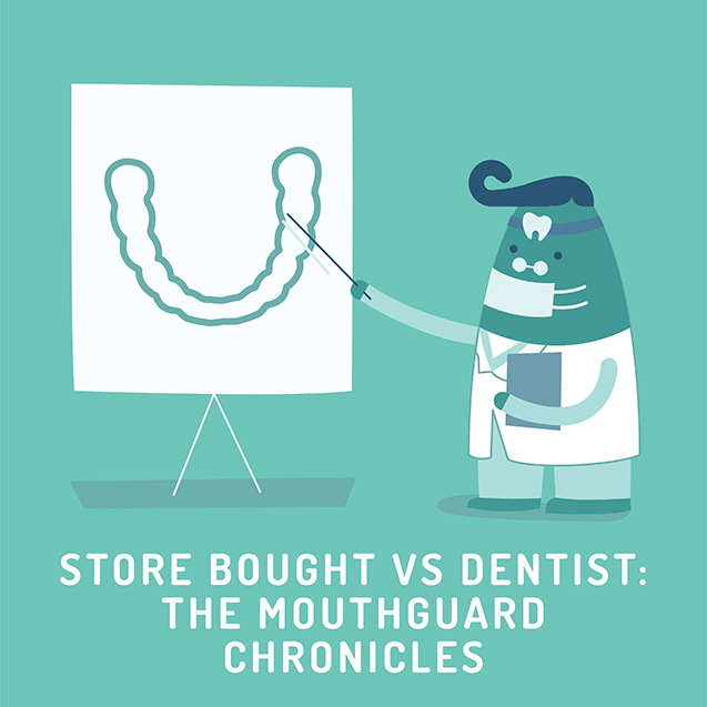Store Bought VS Dentist: The Mouthguard Chronicles
