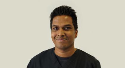 DR Shakti Gounden