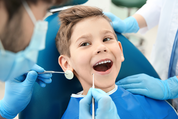 Why you should take your child to the dentist
