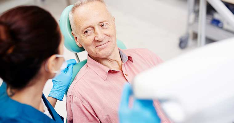 How often should you go for a dental check-up?