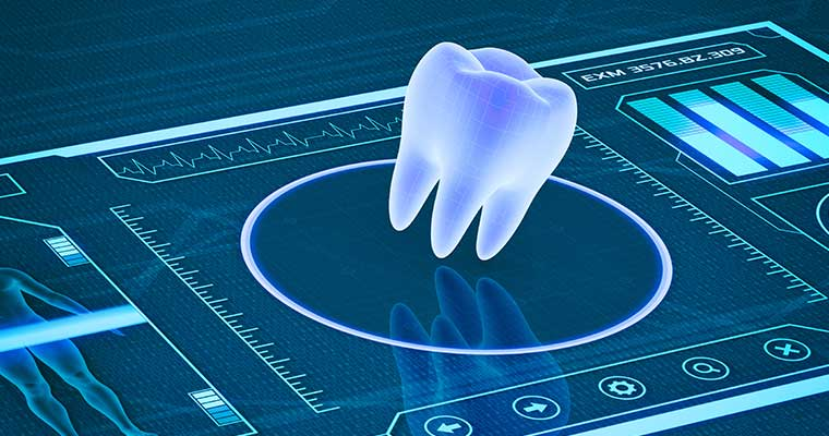 What is the future of dentistry?