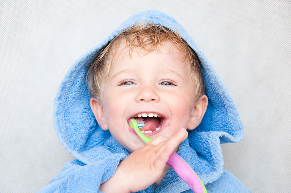 How to maintain your child's oral health